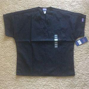 Brand New Black Cherokee Scrub Top and Pants XS